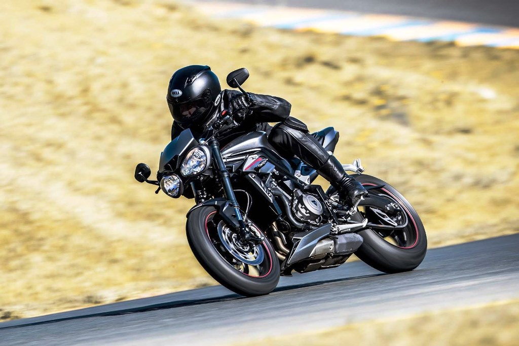 2017 Triumph Street Triple RS 05