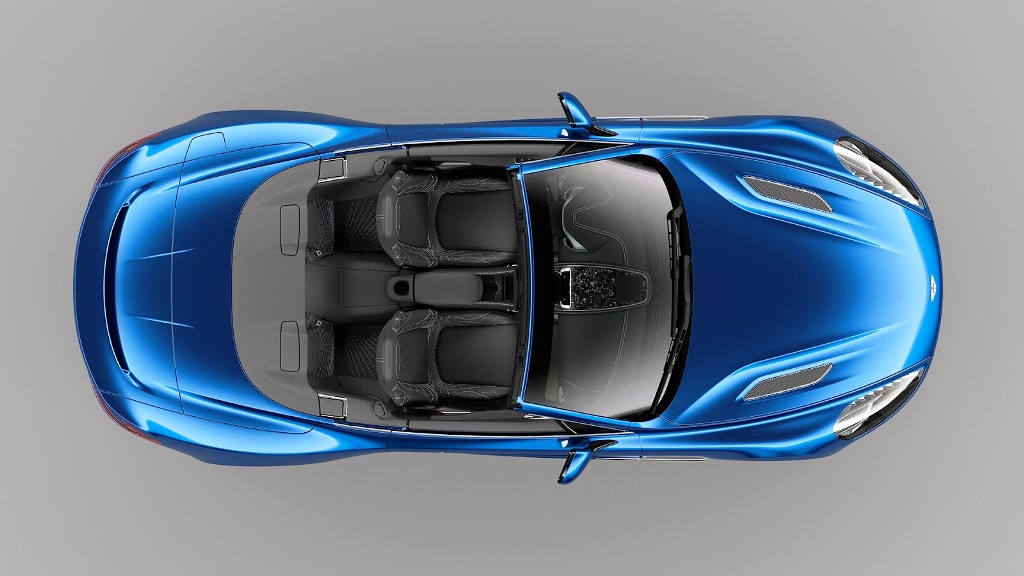Aston Martin Vanquish S Volante -3