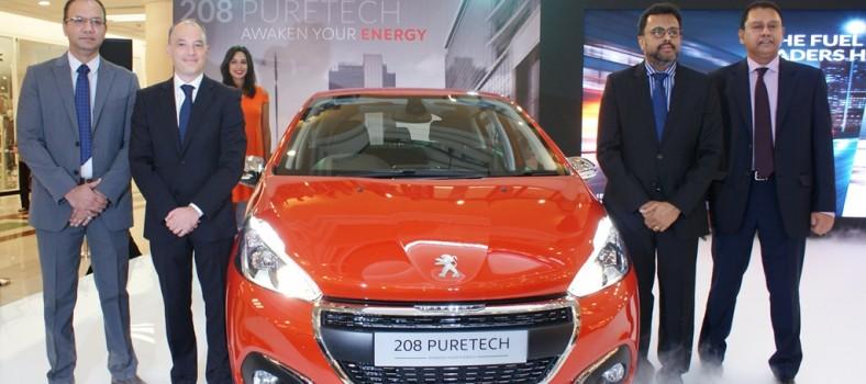 Peugeot 208 PureTech