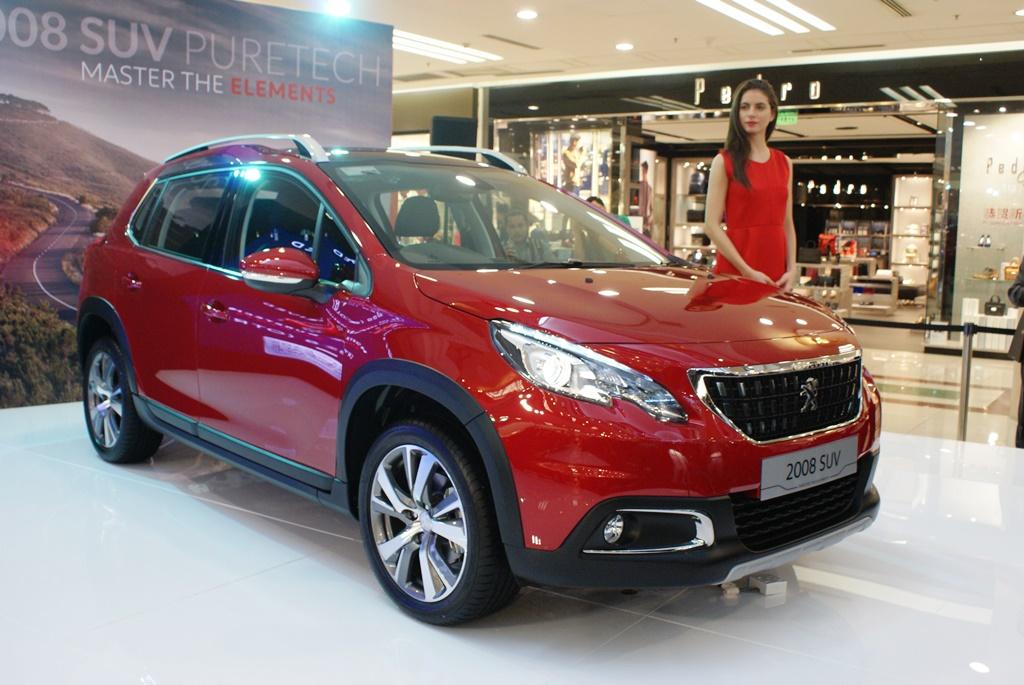 Peugeot 2008 PureTech