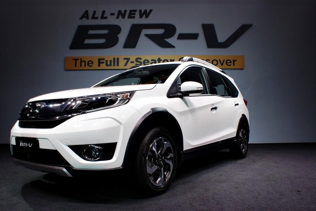 Honda BR-V Launch 19