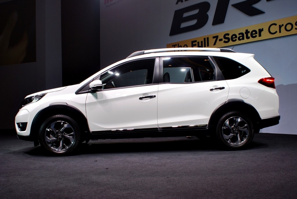 Honda BR-V Launch 20