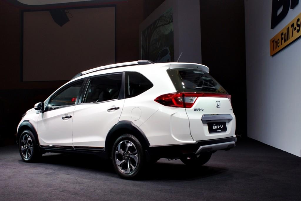 Honda BR-V Launch 21