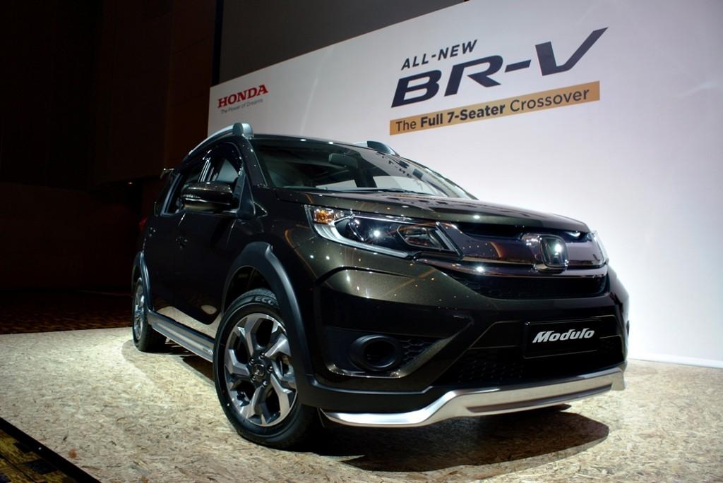 Honda BR-V Launch 27