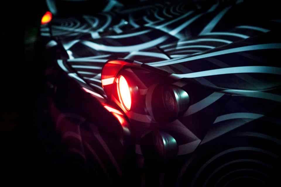 Pagani Huayra Roadster teaser 04