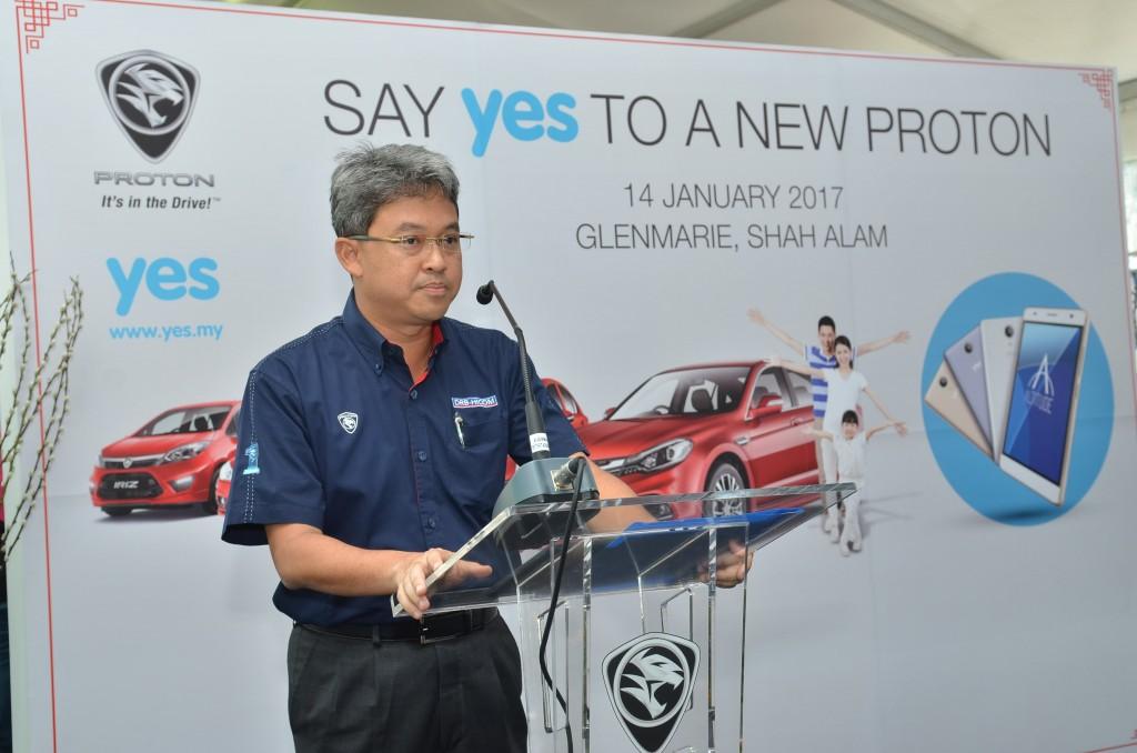 Speech by YBhg Dato' Ahmad Fuaad Kenali