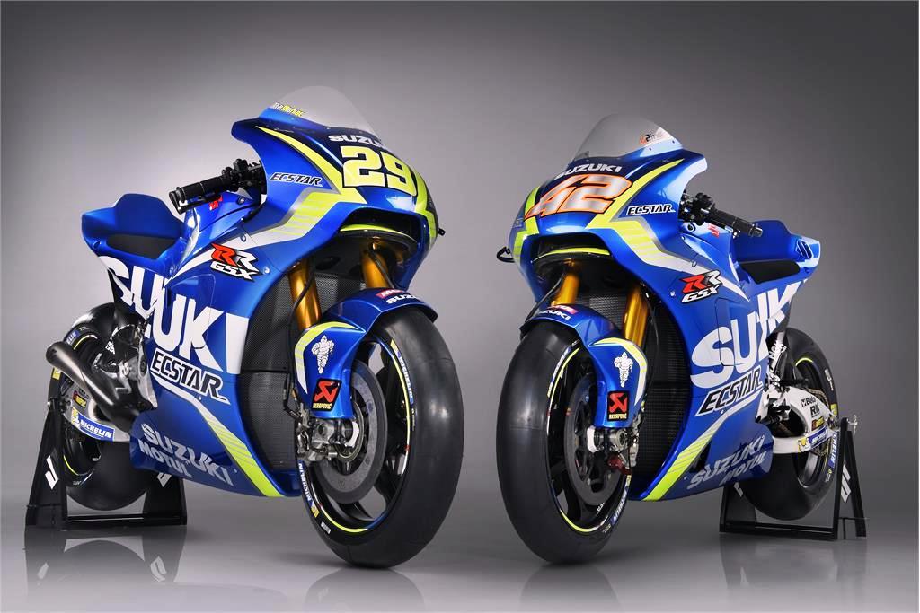 Suzuki Ecstar MotoGP 01