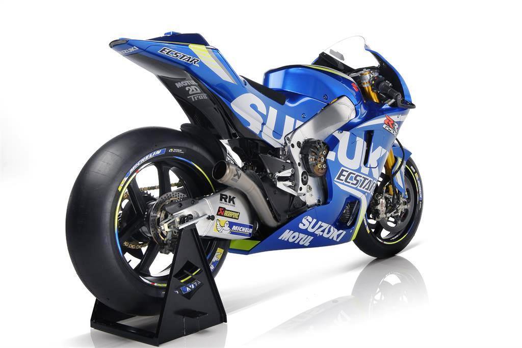 Suzuki Ecstar MotoGP 04
