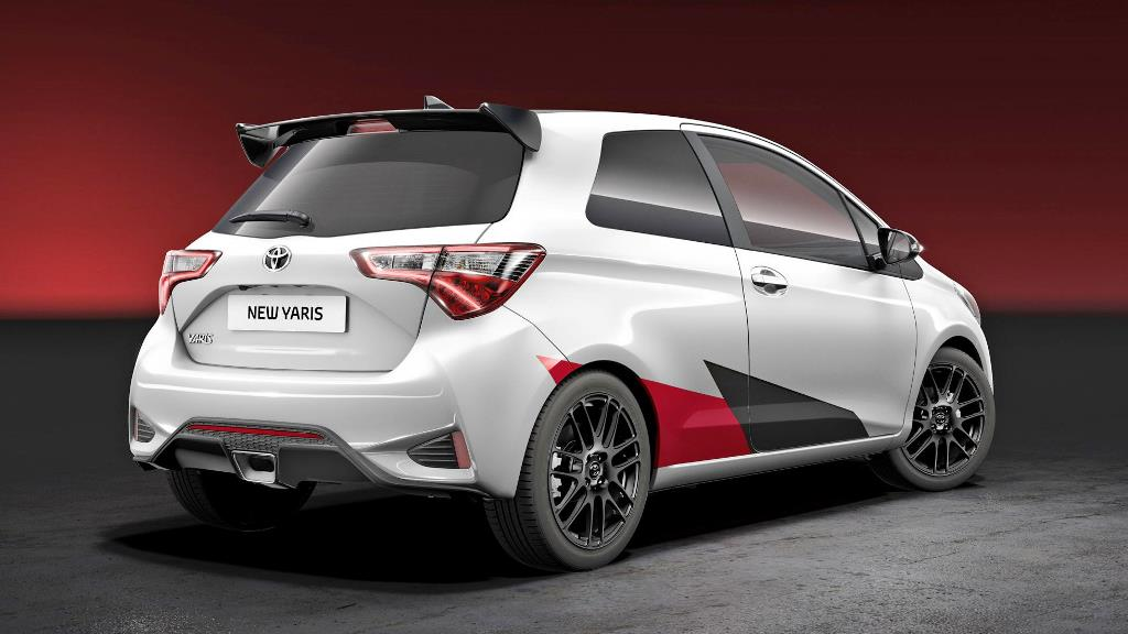 Toyota Yaris WRC 02