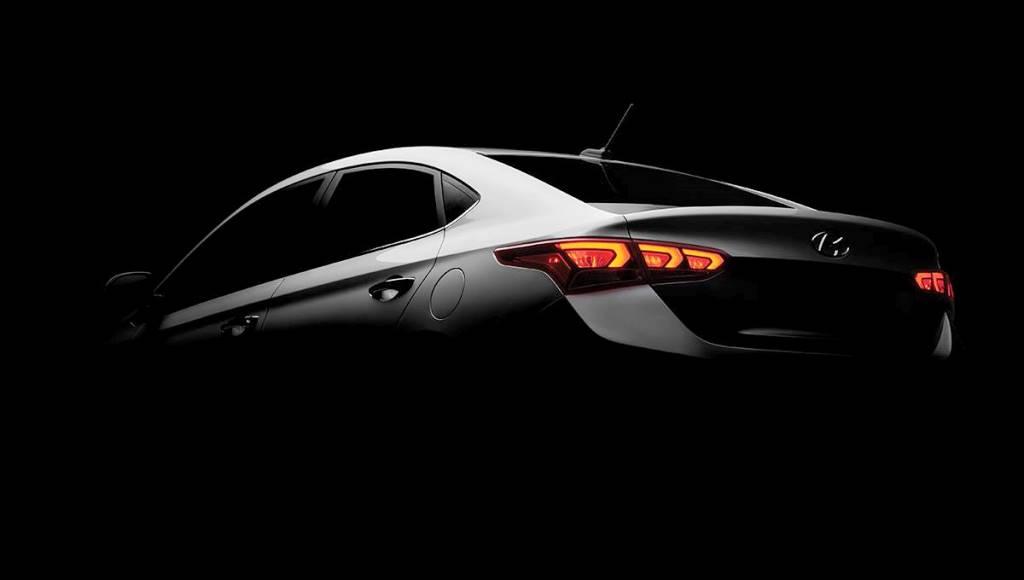 2018 Hyundai Accent teaser 02