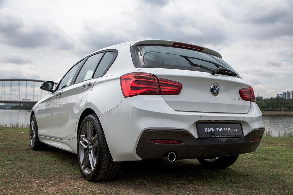 BMW 118i M Sport (5)