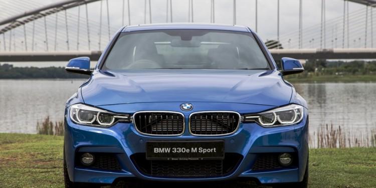 BMW 330e M Sport (4)