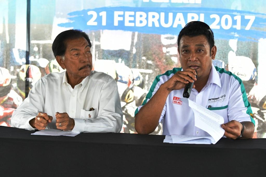 Cub Prix - YM Tunku & Ron Hogg