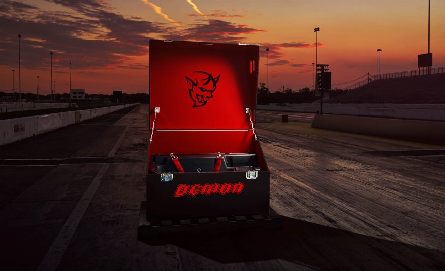 Dodge_Challenger_SRT-Demon Teaser crate