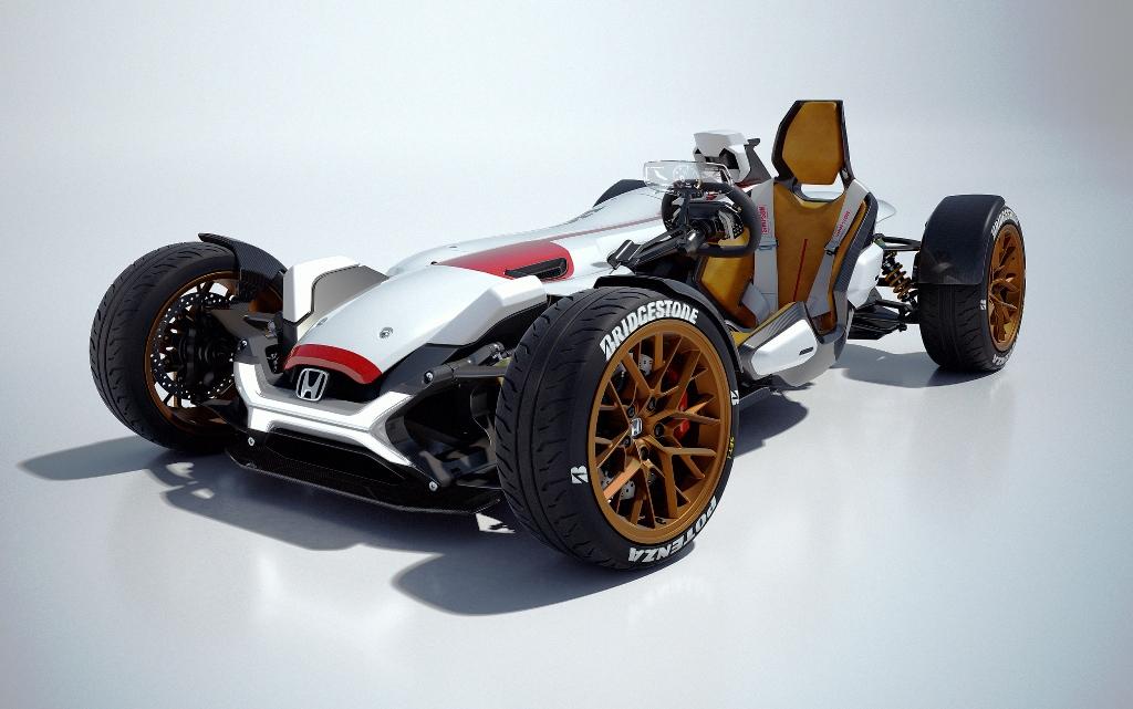 Honda Project 2&4 01