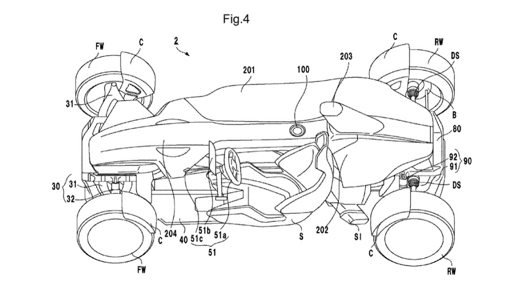 Honda Project 2&4 Patent 01