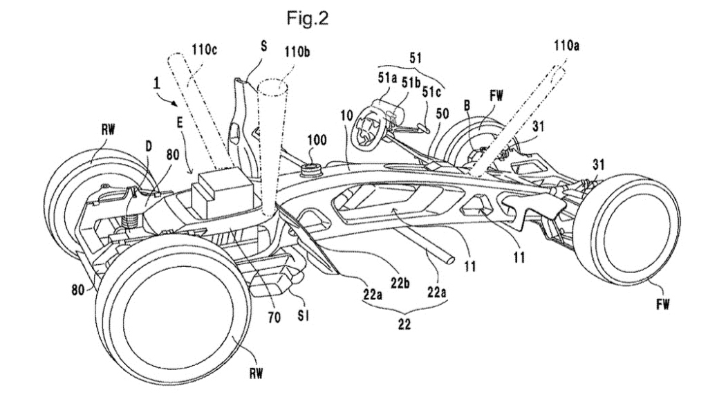 Honda Project 2&4 Patent 03