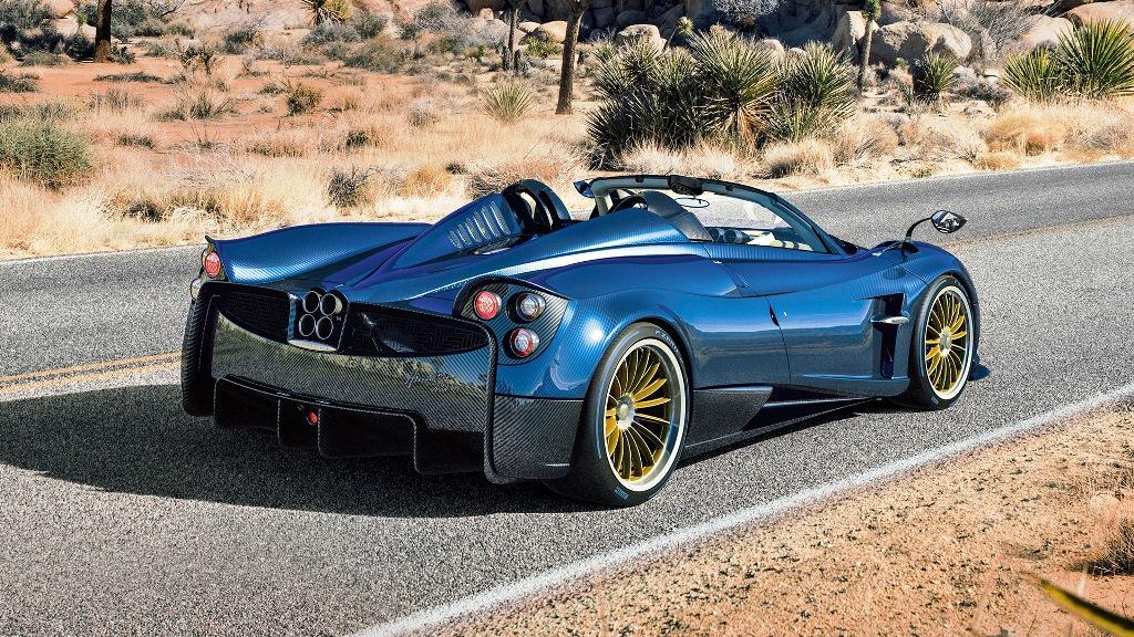 Pagani Huayra Roadster 03