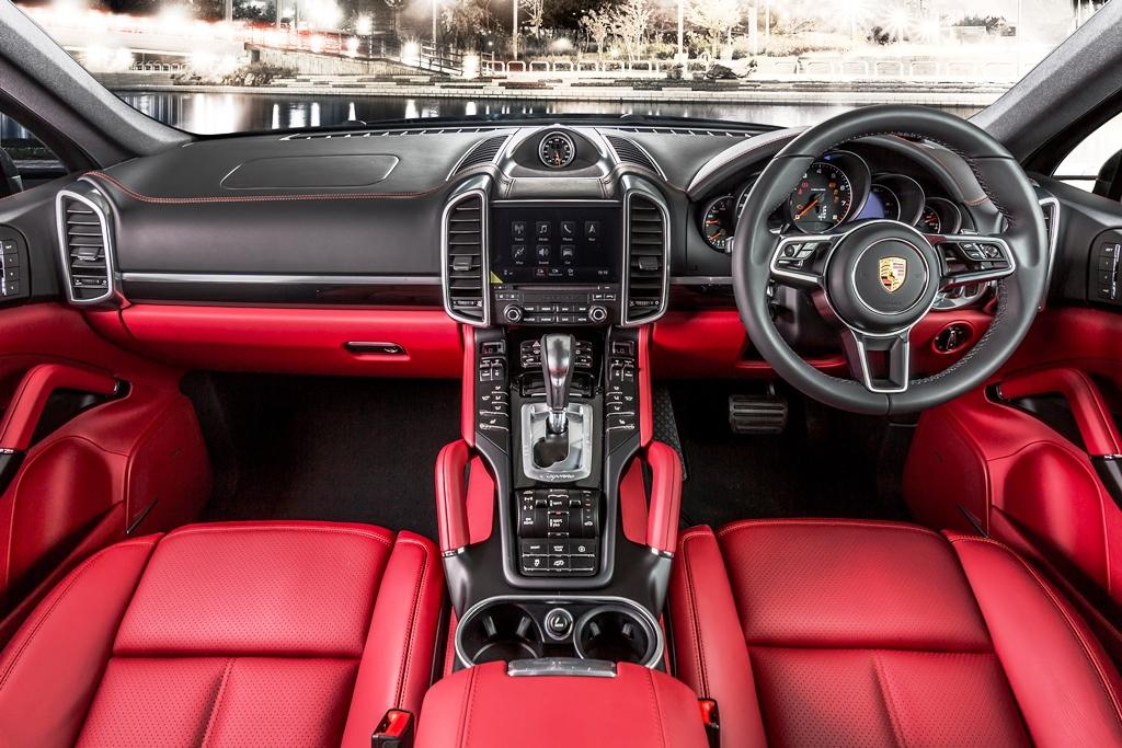 Porsche Cayenne Platinum Edition 04