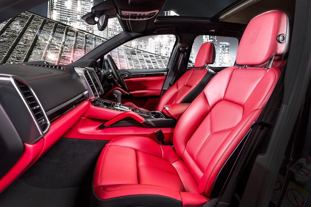 Porsche Cayenne Platinum Edition 06