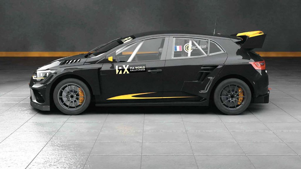 Renault Megane RX 02