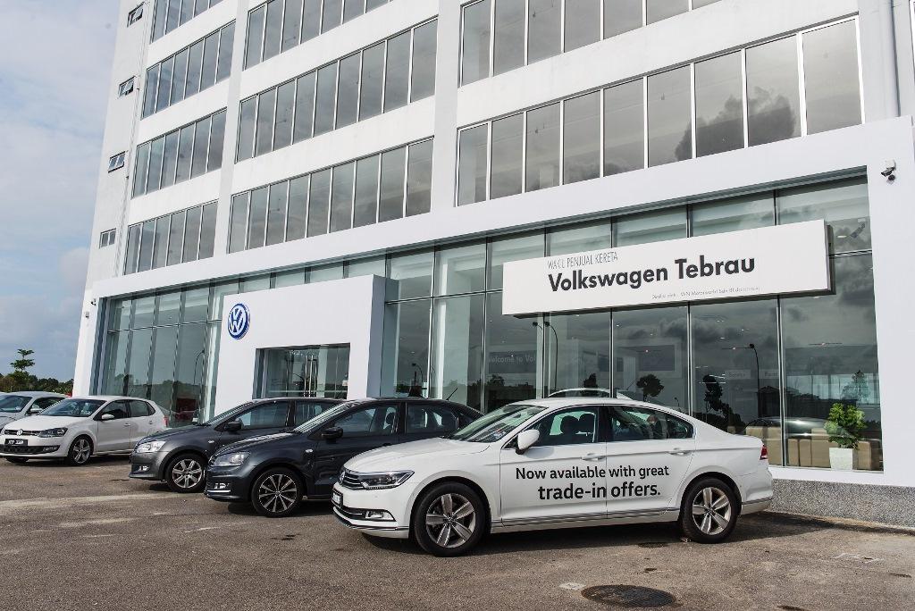 Volkswagen Tebrau 3S Centre (2)