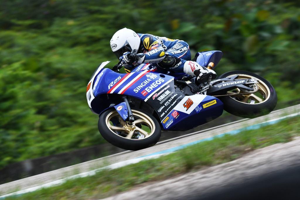 Anupab fastest AP250cc