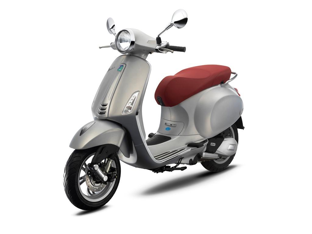 Vespa - Why Drive Lets Ride - Primavera -Silkgrey - ABS - 1
