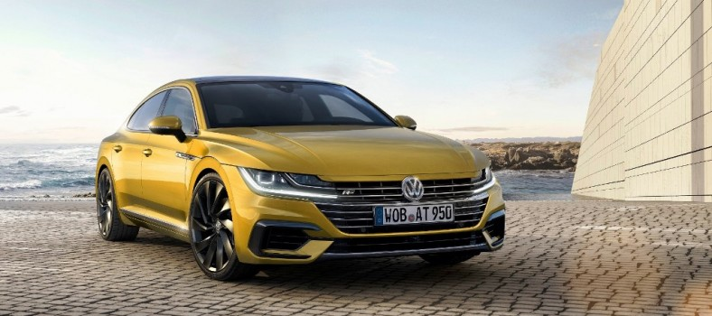 Volkswagen Arteon 01