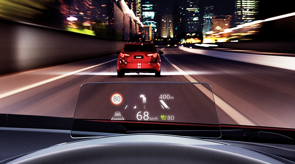 M6 GVC Details-Active Driving Display