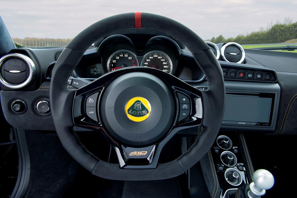 Steering wheel US