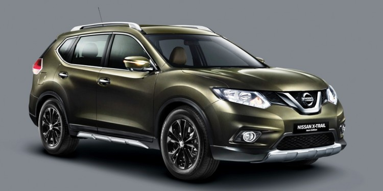 02_New Nissan X-Trail Aero Edition_Front
