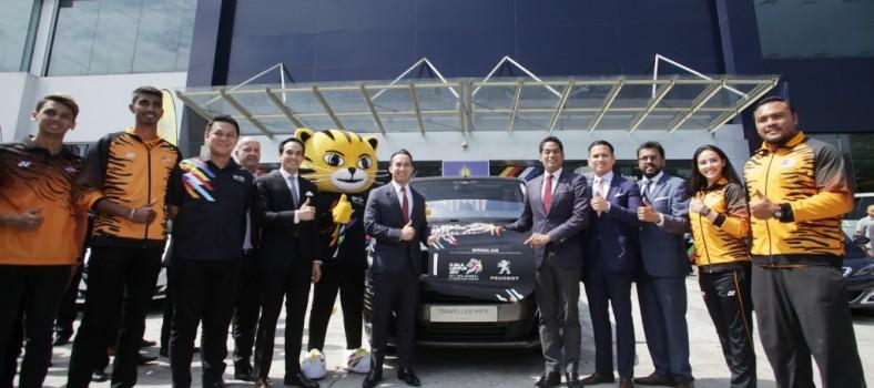 Peugeot Handover Ceremony 3