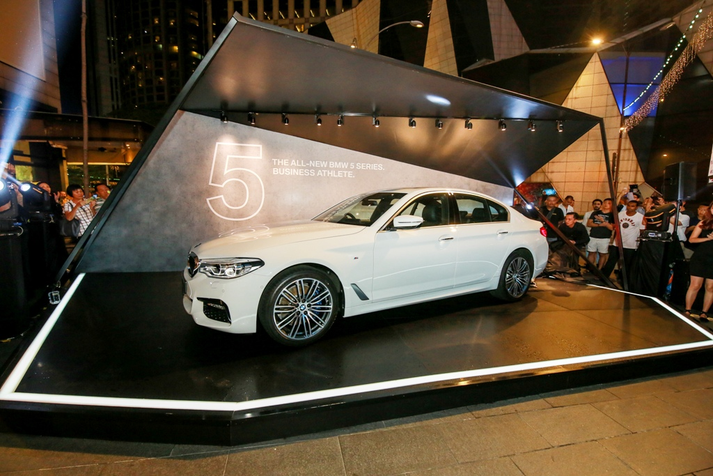 The All-New BMW 5 Series (3)
