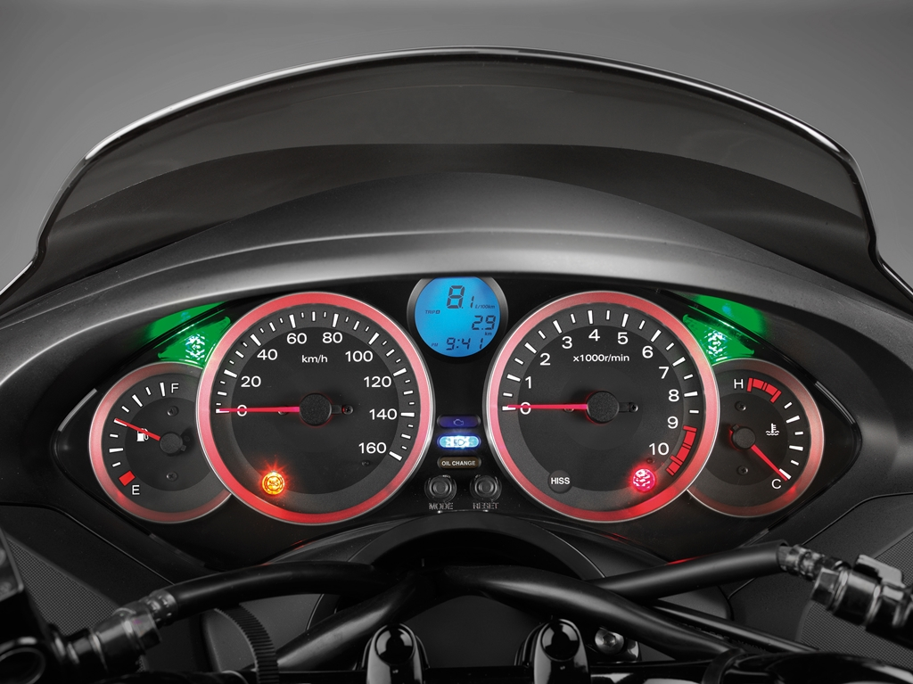 2017 Honda NSS300 07