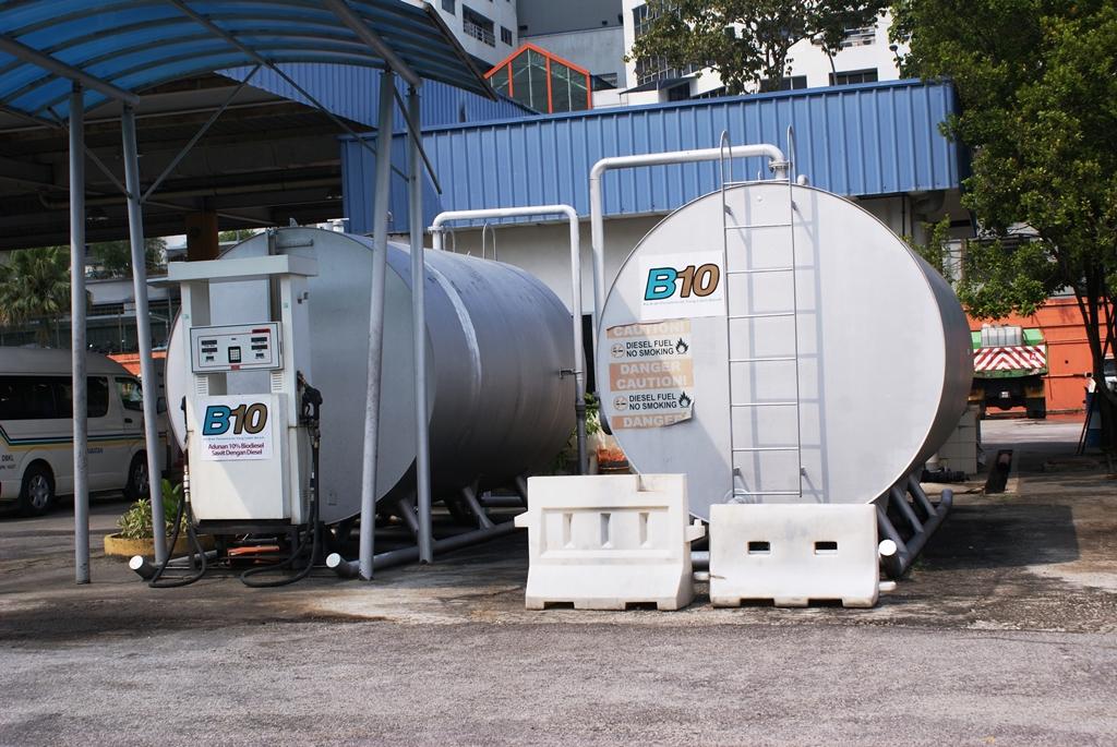 DBKL B10 Biodiesel 01