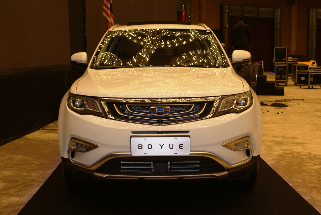 Geely Boyue Preview 09