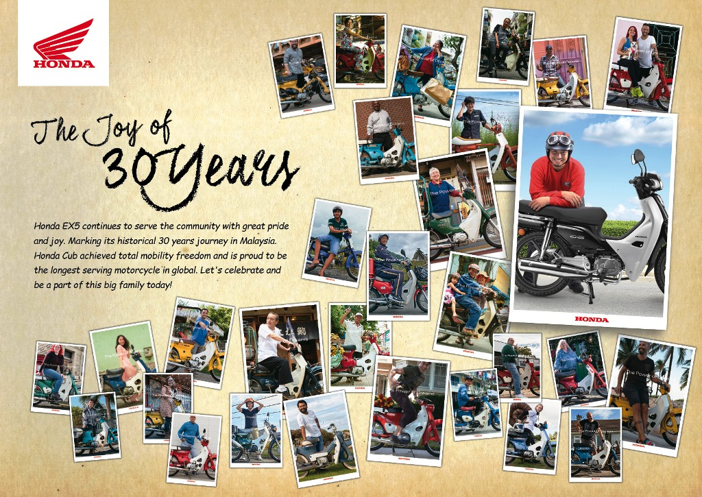 Honda EX5 - The Joy of 30 Years