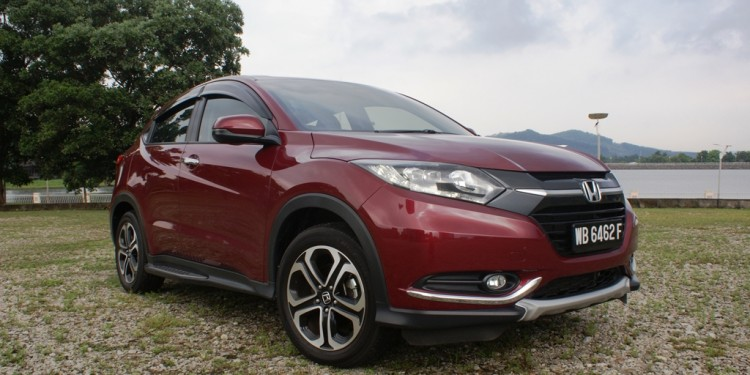 Honda HR-V Review 02
