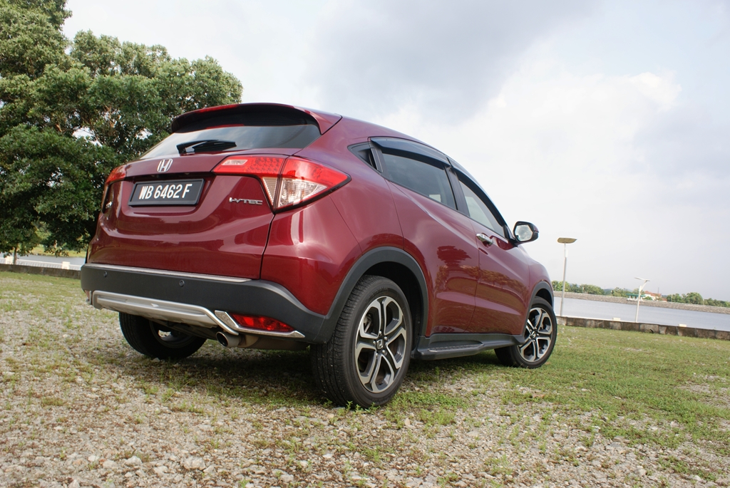 Honda HR-V Review 04