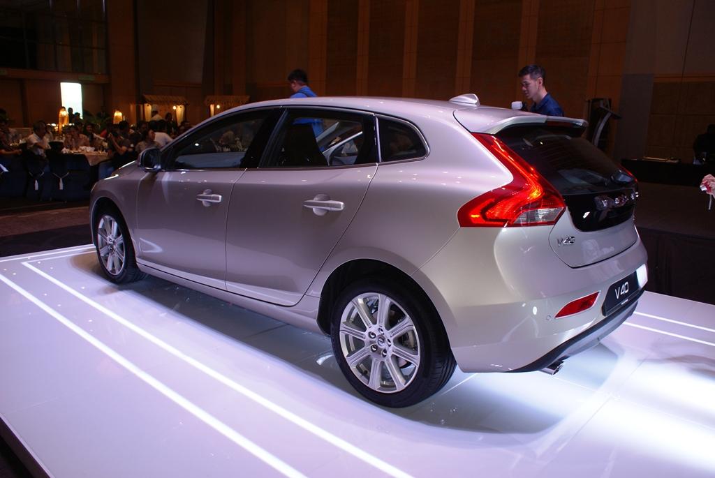 Volvo V40 Facelift Launch05