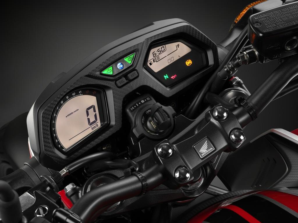 Digital Speedometer (close shot)