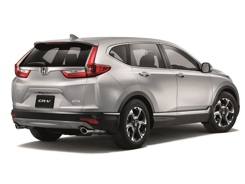Honda CR-V Launch 04