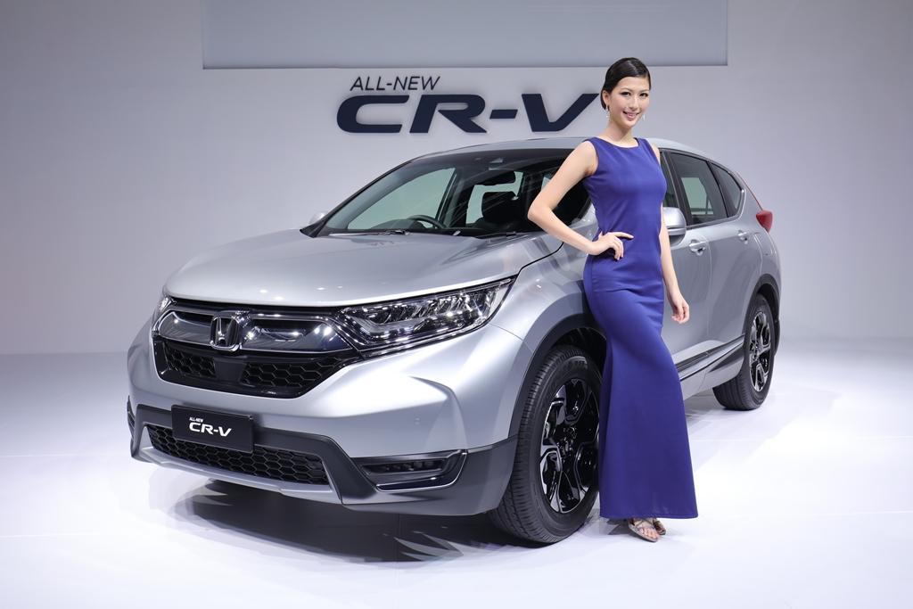 Honda CR-V Launch 07