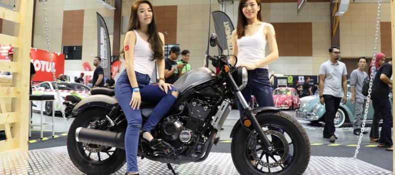 Honda Rebel 2