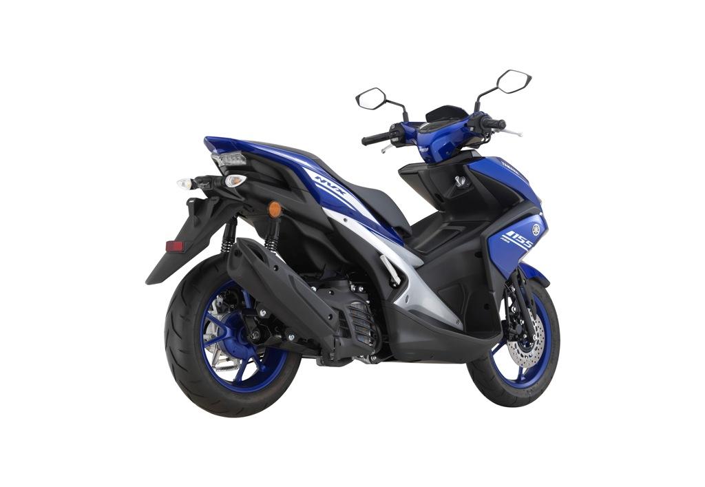 NVX Blue 7