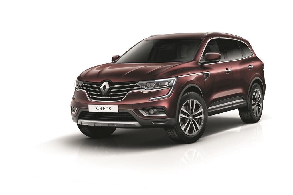 Renault Koleos 4WD 05