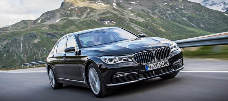 The All-New BMW 740Le xDrive (2)