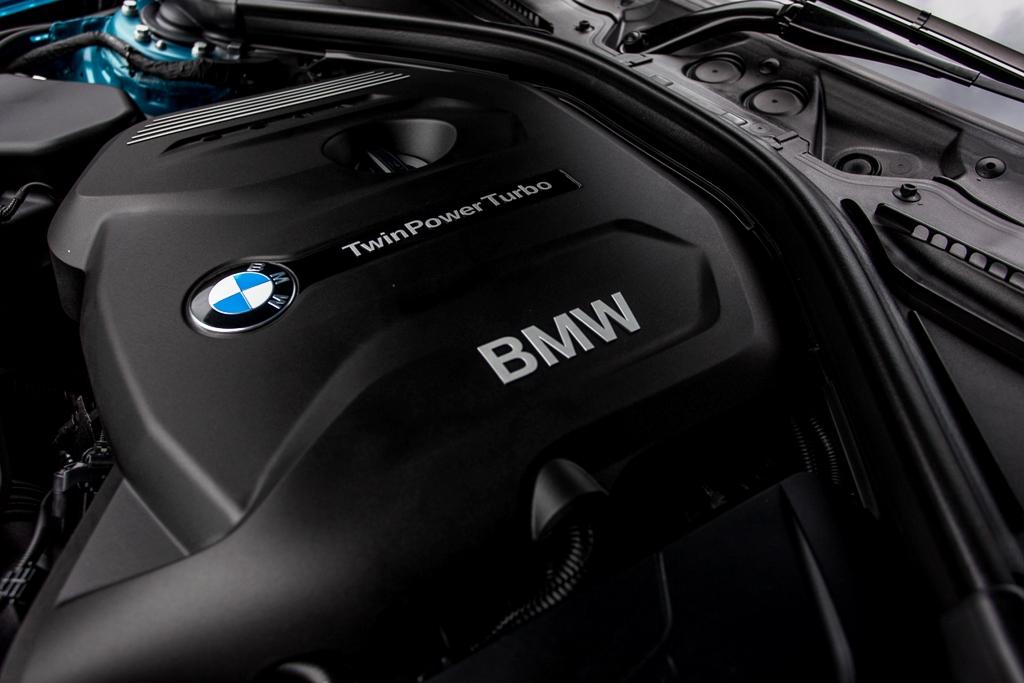 The BMW 420i Coupé Sport  (10)