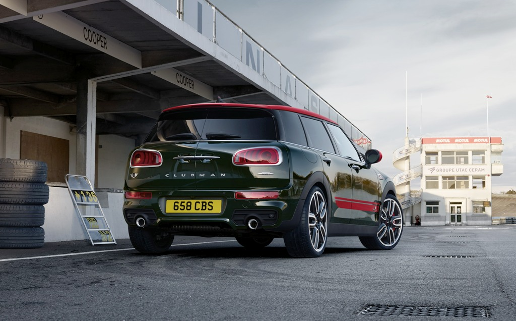 The New MINI John Cooper Works Clubman (1)